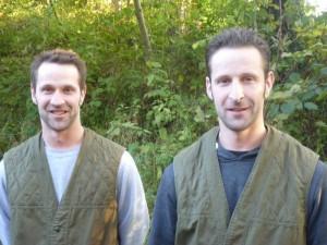 Mark und Nick Exner